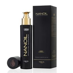 Óleo Capilar Nanoil – Tratamento Versátil